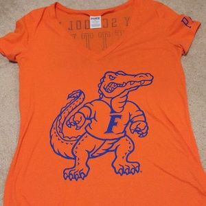 PINK Victoria's Secret Tops - VS Pink University of Florida Gators Top